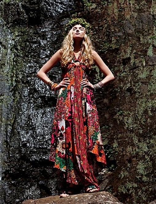 Free-People-May-2011-Catalog-Kona-Maxi-Dress