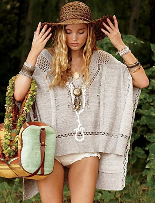 Free-People-May-2011-Catalog-Kona-Pointelle-Poncho