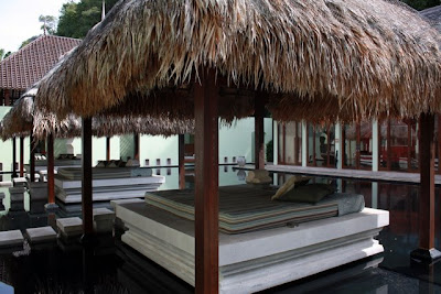 Spa at the Four Seasons in Langkawi