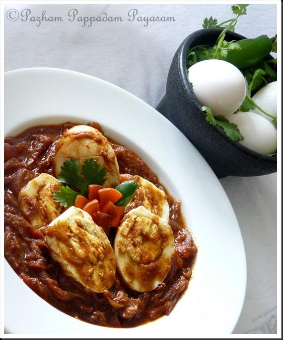 Egg roast