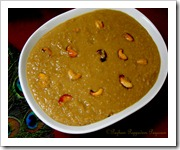 GOTHAMBU PAYASAM/CRACKED WHEAT PAYASAM