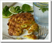 TILAPIA BAKED WITH TAPIOCA