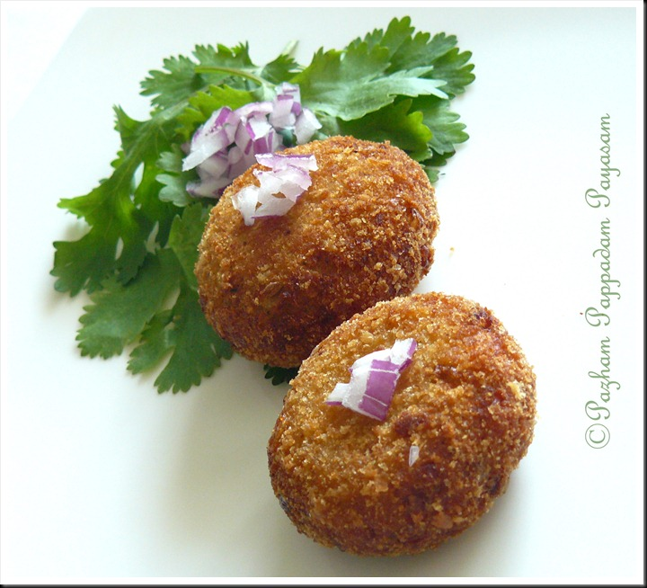 Chicken cutlets (Round shaped)