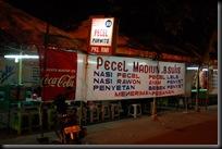 Pecel Madiun Bu Sulis - Ngagel - Surabaya (1)