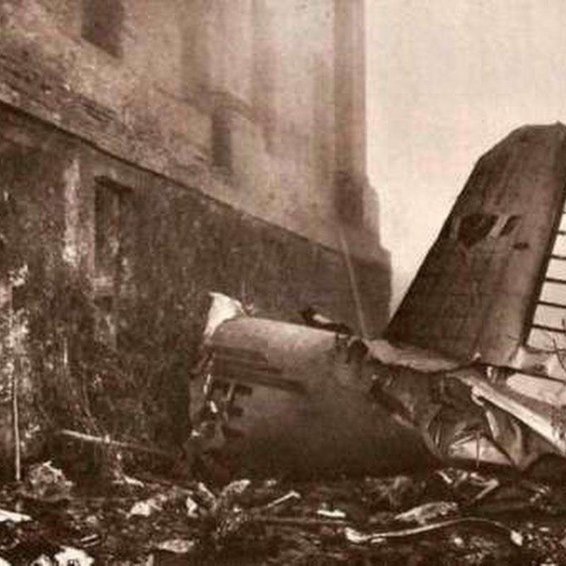 Times de futebol que sofreram desastres aéreos
