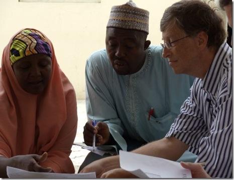 Bill Gates - Polio Tratamento