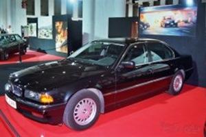 14 BMW 750 (1997)