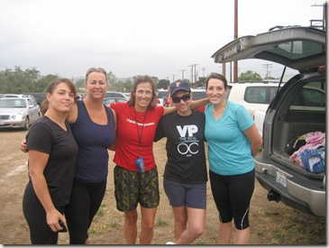 camp pendleton mud run team OC Muddy Runners