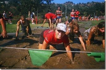 LA Mud Run 3