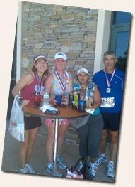 Laguna hills half marathon post race
