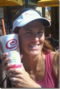 jamba post race pic