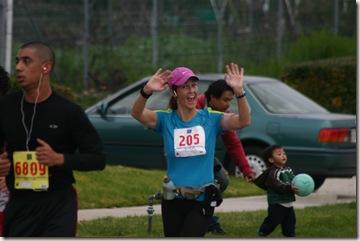 Lisa half marathon 3