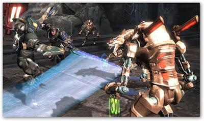 [Xbox360]神話與科幻的混搭:無間戰神遊戲心得分享!