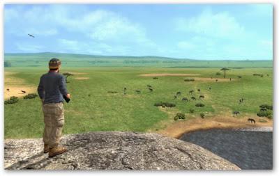 [PS3]無憂無慮的非洲生活:非洲(Hakuna Matata)遊戲心得!