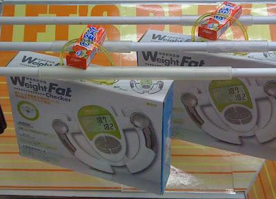 [Kuso]日本出現山寨版的《Wii Fit》?沒錯,它叫《Weight Fat》!