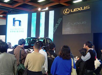 [Event] 2010台北車展現場記實:Lexus、Honda、Bentley、Suzuki、Hyundai篇