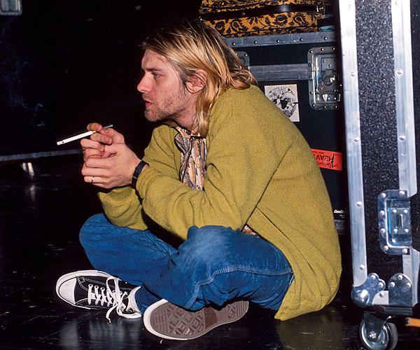 A exposição do Nirvana é só em 2011, mas você já pode ver alguns itens que ela vai apresentar
