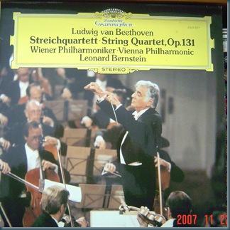 BeethovenSQ131_Bernstein