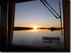 Brändö soluppgång1