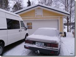 Huldas garage