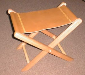 Folding X-Chair