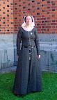 Gothic Army Dress