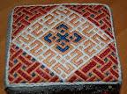 Brick Stitch Pincushion #2