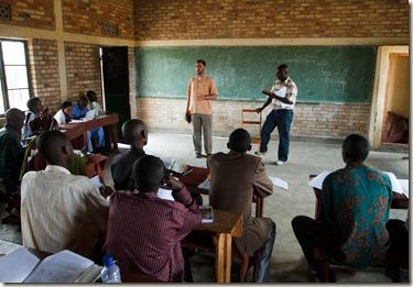 pastoral training
