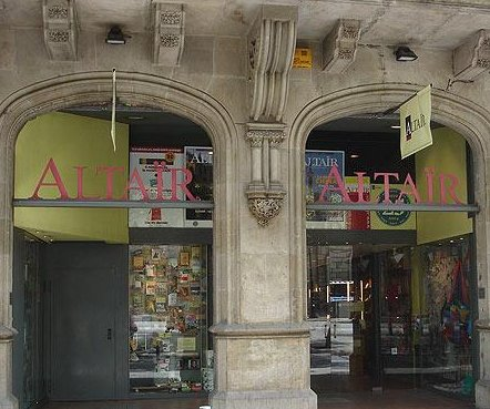 LIBRERIA ALTAR BARCELONA
