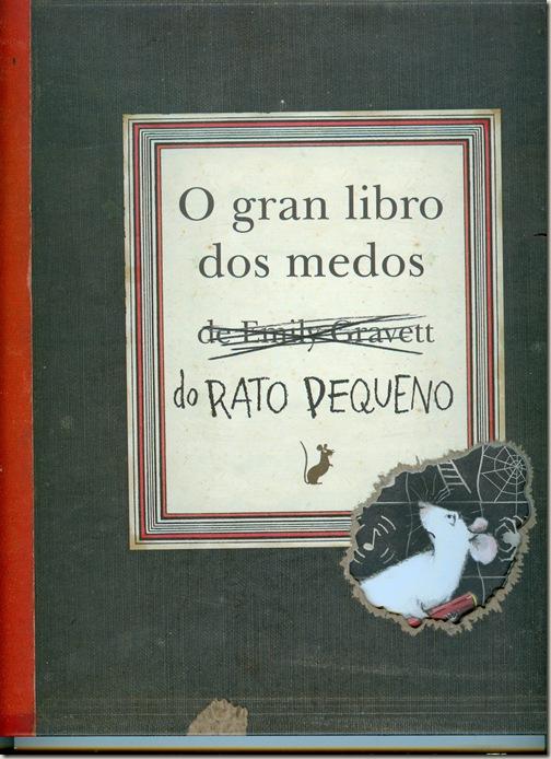 libro dos medos do pequeno rato