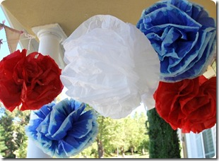 diy_red_white_blue_paper_pom_poms