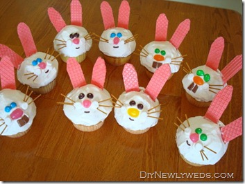 bunny-cupcakes