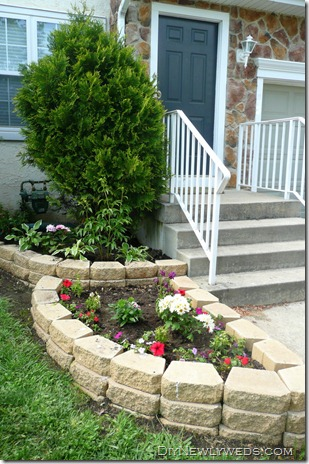 front-yard-retaining-wall