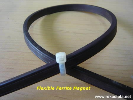Rekacipta.net - Magnet Ferrite Fleksibel