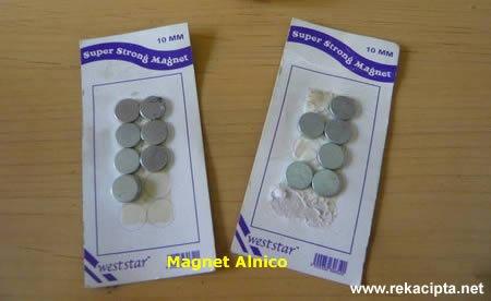 Rekacipta.net - Magnet Alnico
