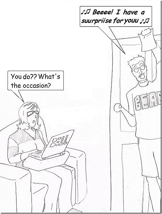 comic strip surprise 2