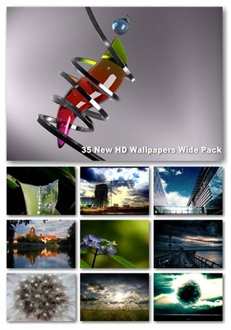 wallpapers wide hd. 35 New HD Wallpapers Wide Pack