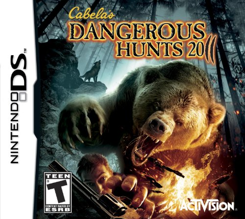 Cabelas Dangerous Hunts 2011 (USA) [Nintendo DS]