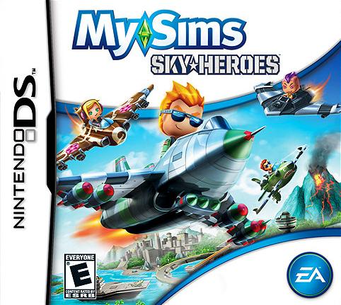My Sims: Heroes Del Cielo [Sky Heroes] (ESP) [Multi6]