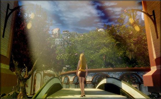 Connie Sec Blue Mars Crossing Bridges
