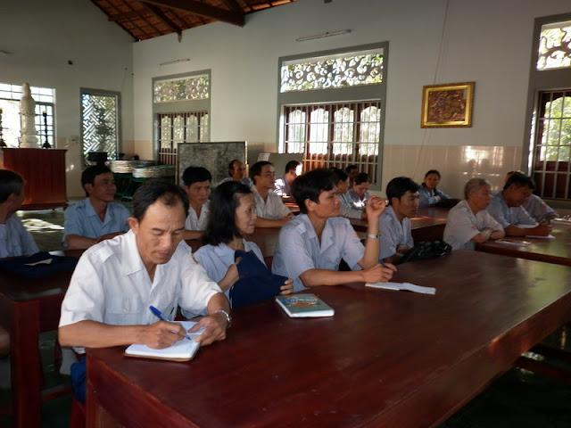 Tập huấn Hội Đồng Thi Vượt Bậc