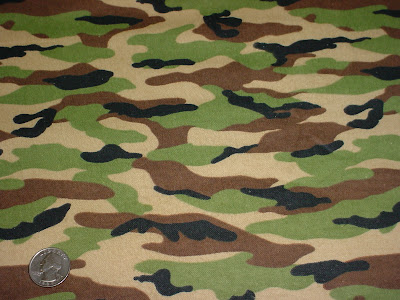 Green Camouflage - BTP