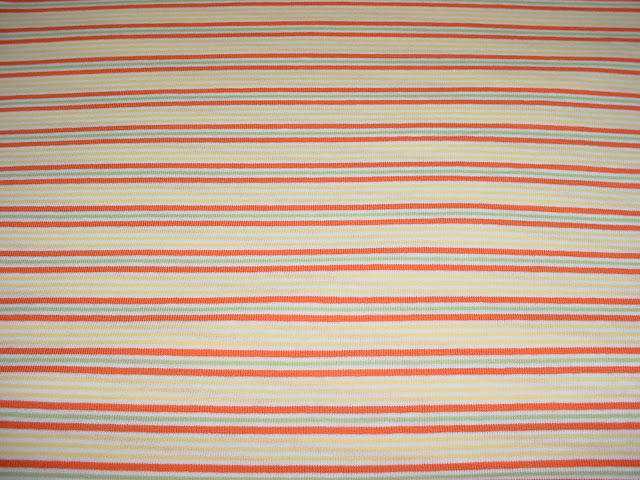 Yellow/Green/Orange Stripe