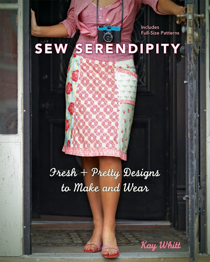 Sew Serendipity Pattern Book