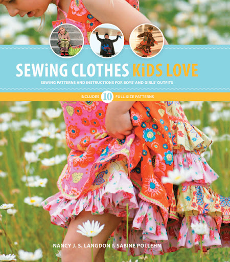 Sewing Clothes Kids Love Book