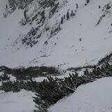 Aufstieg über die Hohe Sulze
