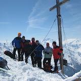 Andi, Christian, Geli, Friedl, Manfred, Martin und ich