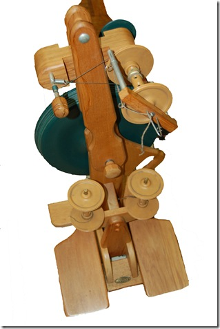 majacraft spinning wheel - Jill's