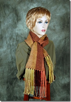 Jeanetter with scarf 1