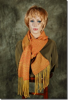 Jeanetter with scarf 3